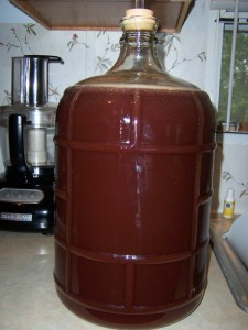 Elderberry Mead