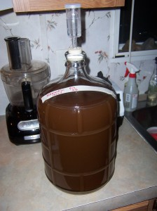 A plain mead.... for now.