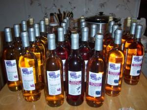 30 bottles total
