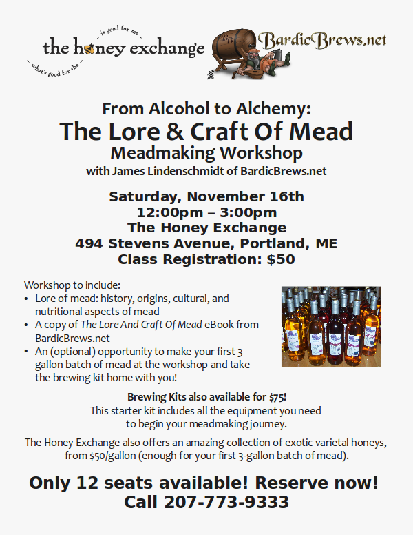 Mead-Workshop-Flyer - 2
